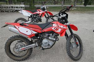 RR 125 LC 1