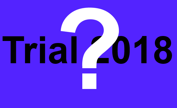 Trial 2018